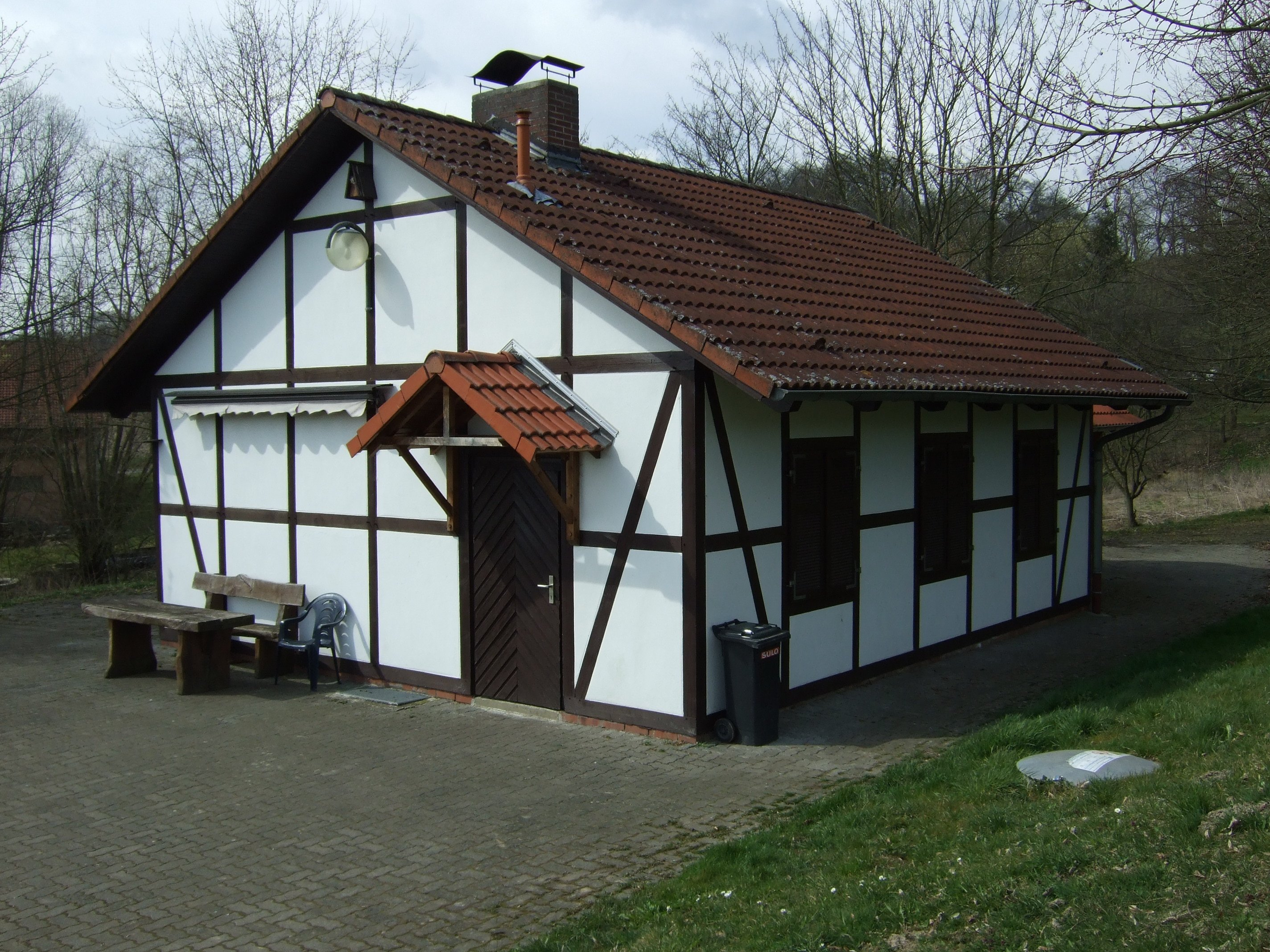 Grillhütte in Ermetheis