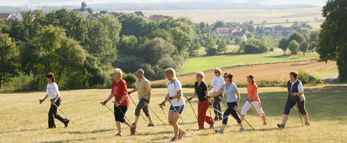 Nordic Walking Park Niedenstein